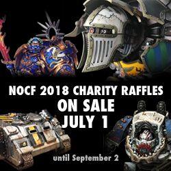 NOCF 2018 Charity Raffles