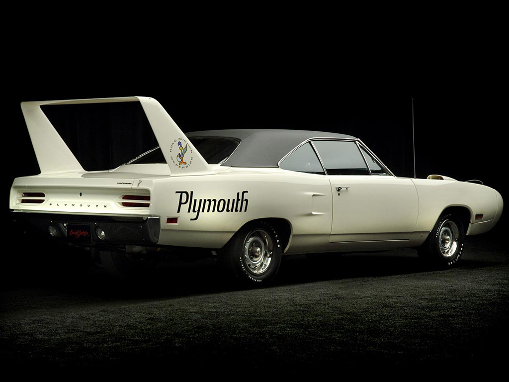 Old school Mopar 1970_Plymouth_Superbird