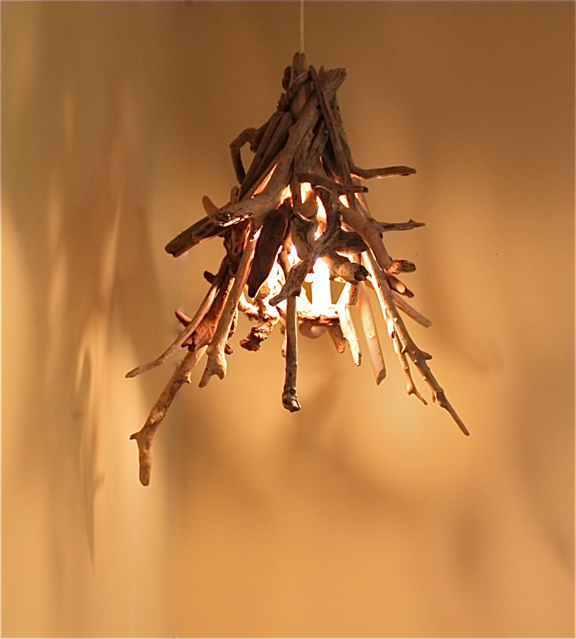 The Nomad Collection Driftwood Chandelier – Driftwood Chandelier