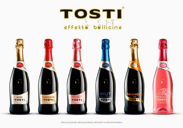 tosti: i migliori spumanti italiani