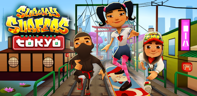 Subway Surfers mod diniero infinito
