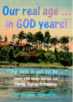 Our real age in GOD years!
