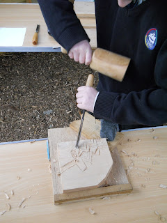 woodcarving tuition in Bristol