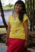 Aparna Glam pics in yellow top-thumbnail-10