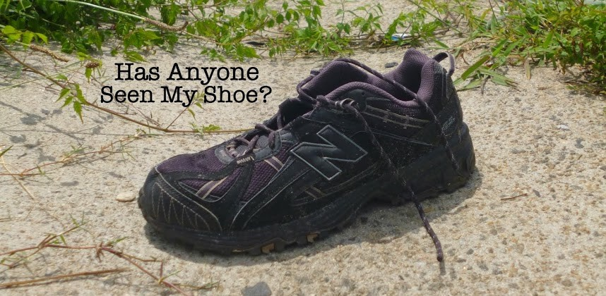 Has Anyone Seen My Shoe?
