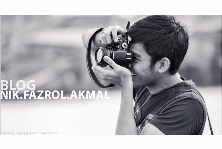 Blog Nik. Fazrol. Akmal
