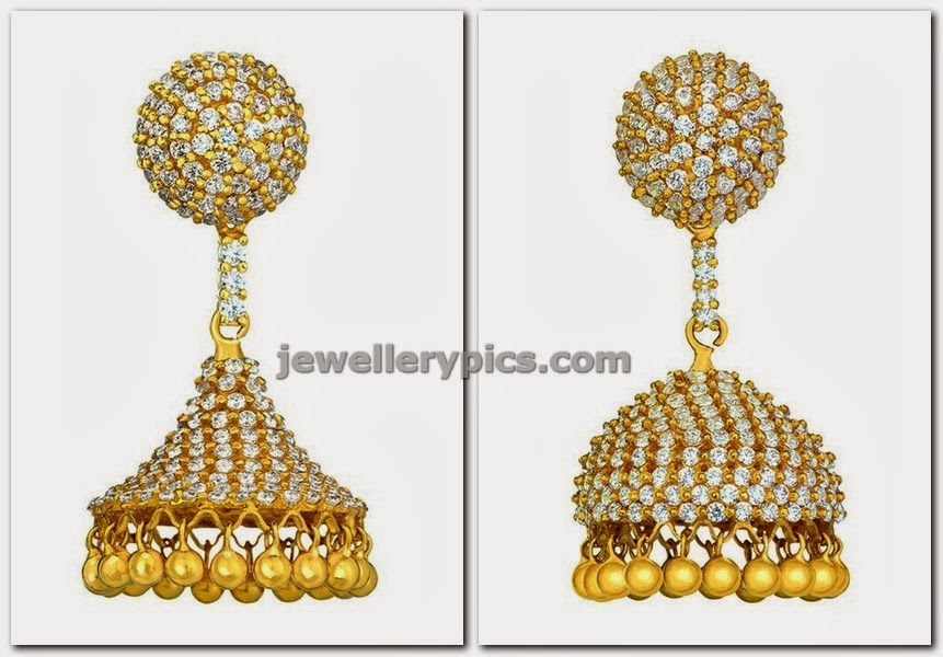 diamond buttalu from akshya jewellers
