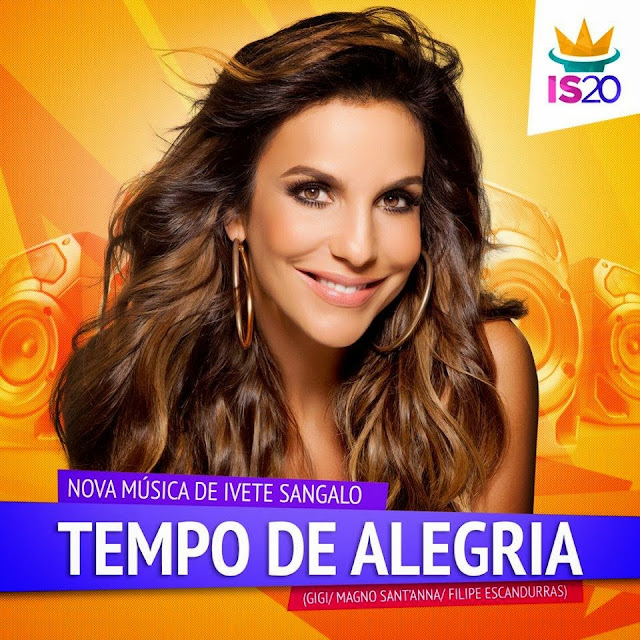 Download Ivete Sangalo Tempo De Alegria 2013 Mp3