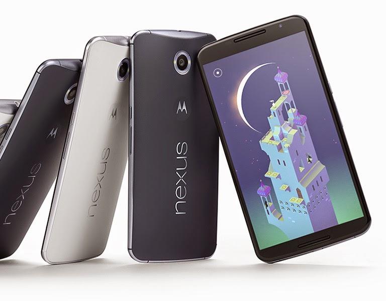 Motorola, Google, Nexus, 6
