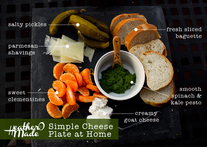 diy cheese plate