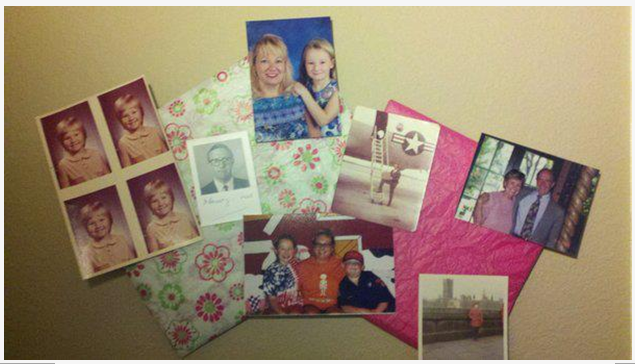 Cheap and easy cork bulletin board fern smith 39 s for How to make a bulletin board without cork