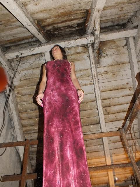 długa elegancka suknia 2013