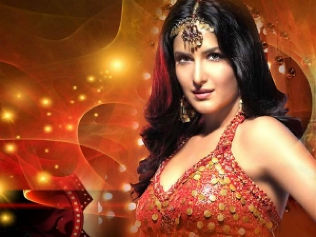 Free Wallpaper of Katrina Kaif Bunch