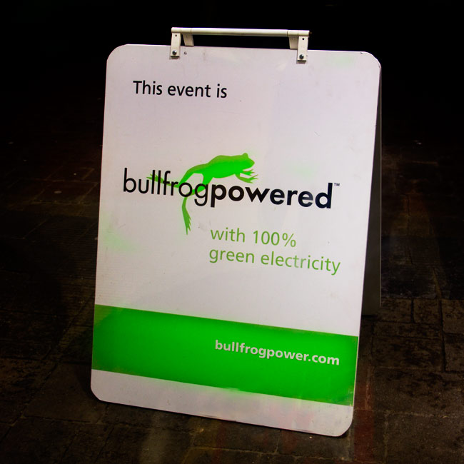 Bull Frog Power, Make it the handmade revolution