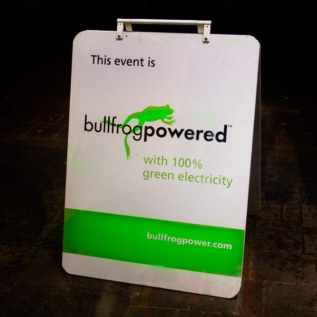 Bull Frog Power, Make it the handmade revolution