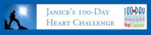 Janice's 100-Day Heart Challenge