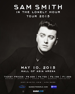 Sam Smith Live in Manila