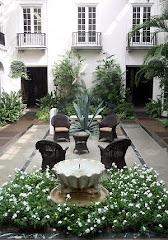Courtyard Serenity