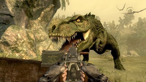 Jurassic: The Hunted Game - 2