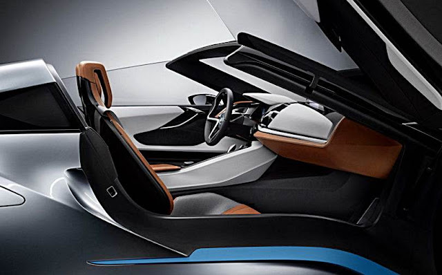 BMW Holds Off Release Of i8 Spyder