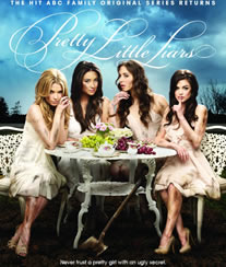 Ver Pretty Little Liars Capítulos Serie Tv
