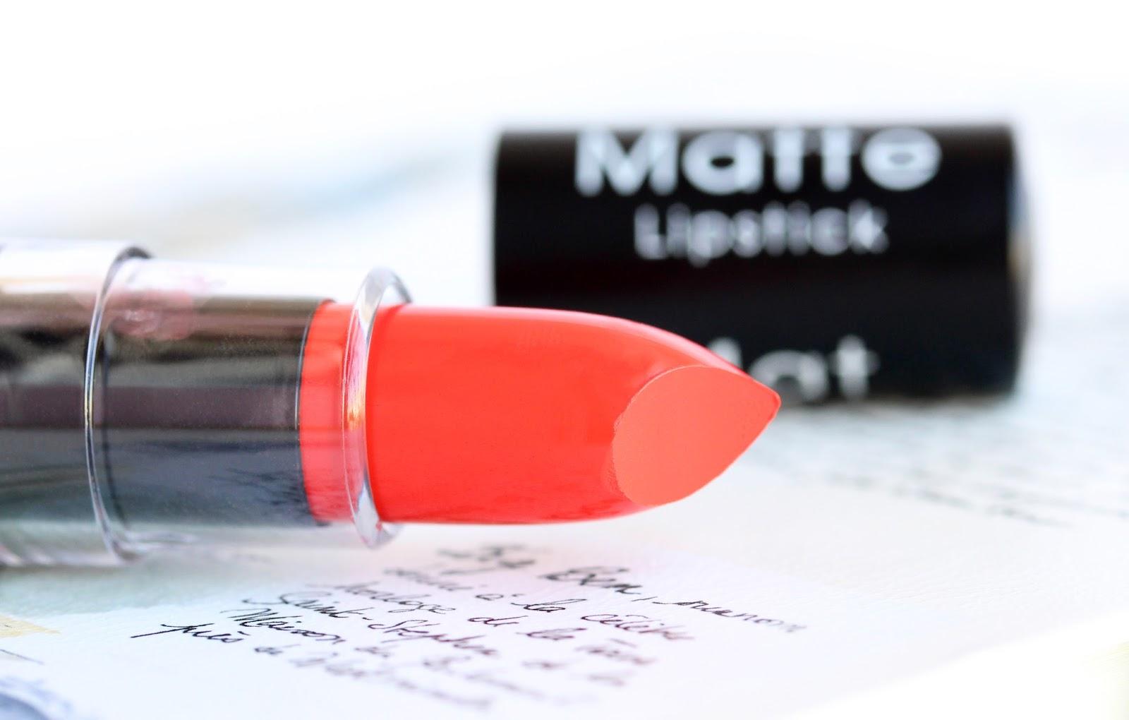 NYX Matte Lipstick in Indie Flick