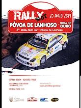 5.ª Prova do Campeonato Regional de Rally Slot de Braga 2019