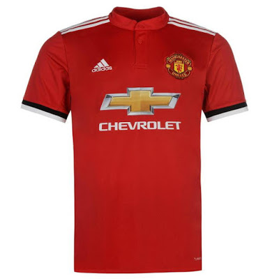 2017-2018 MANCHESTER UNITED SHIRT