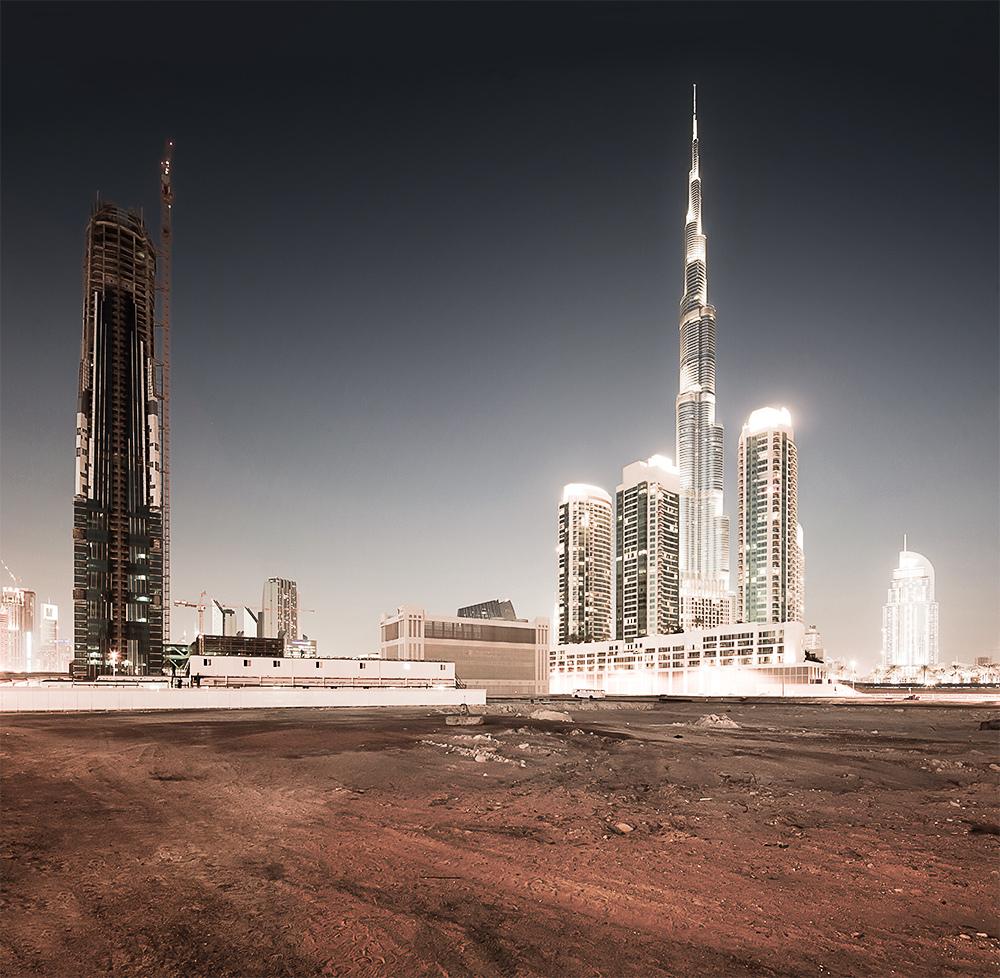 Dubai unfinished