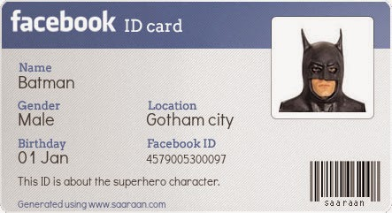 Card Attackers Black Generate Your Id Cyber Facebook