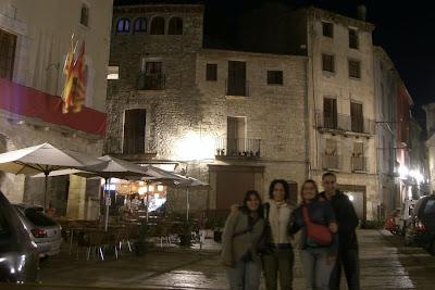 Main Square of Besalú