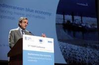 Πρωθυπουργός Αντώνης Σαμαράς στο 12ο Συνέδριο του Μηχανισμού Ευρωμεσογειακής Συνεργασίας και Επενδύσεων για ΑΟΖ.