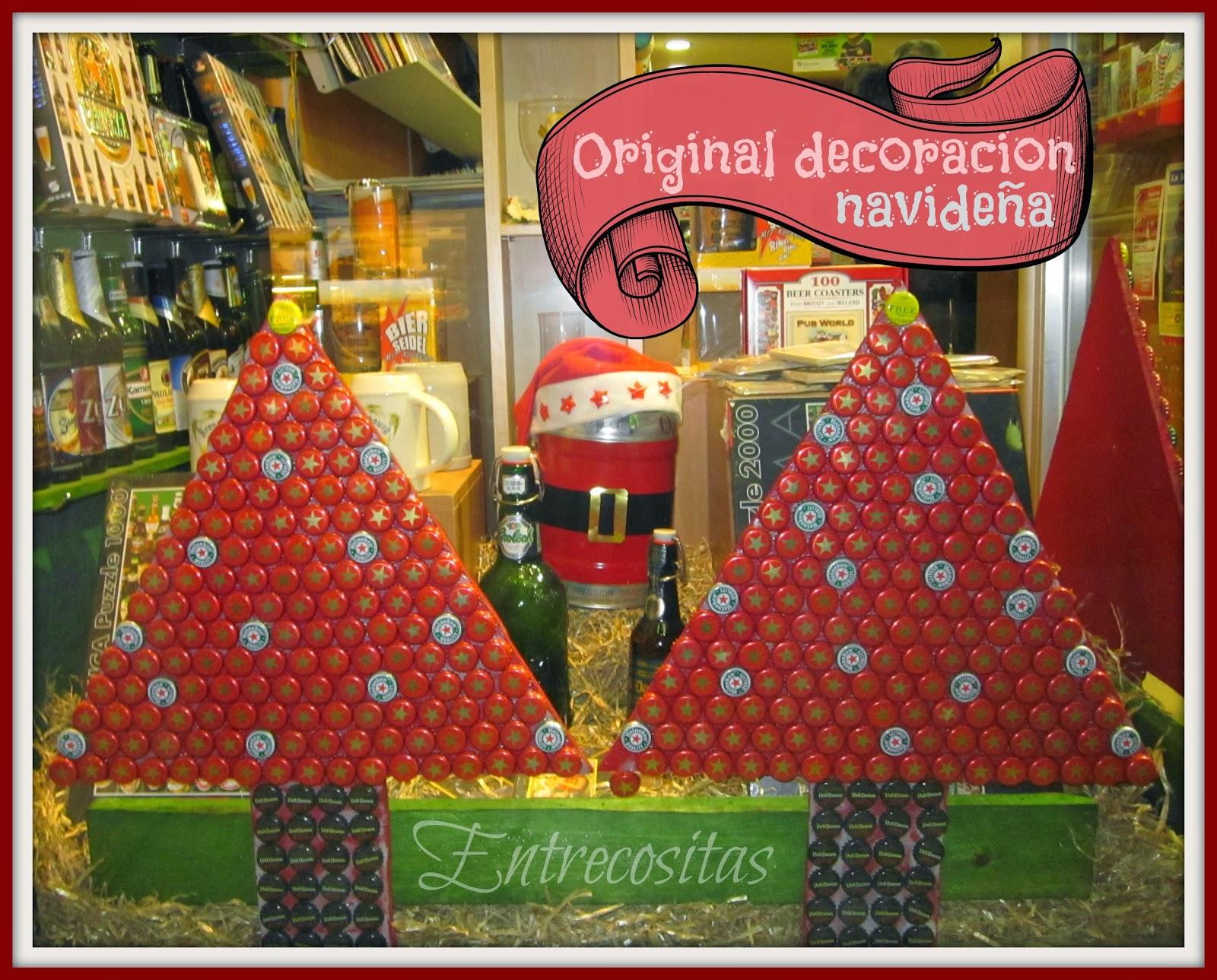 original decoracion navide a