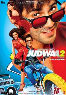 Judwaa 2 2017 Hindi Movie Download BluRay 720p ESubs at xcharge.net