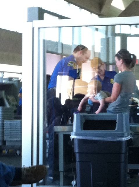 Kansas City Airport TSA:
