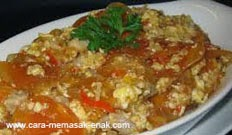 resep praktis dan mudah membuat (memasak) makanan khas bandung jawa barat seblak basah spesial enak, gurih, lezat