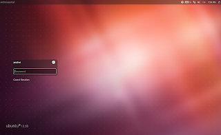 ubuntu 12.10 quantal quetzal beta 1 lightdm screenshot