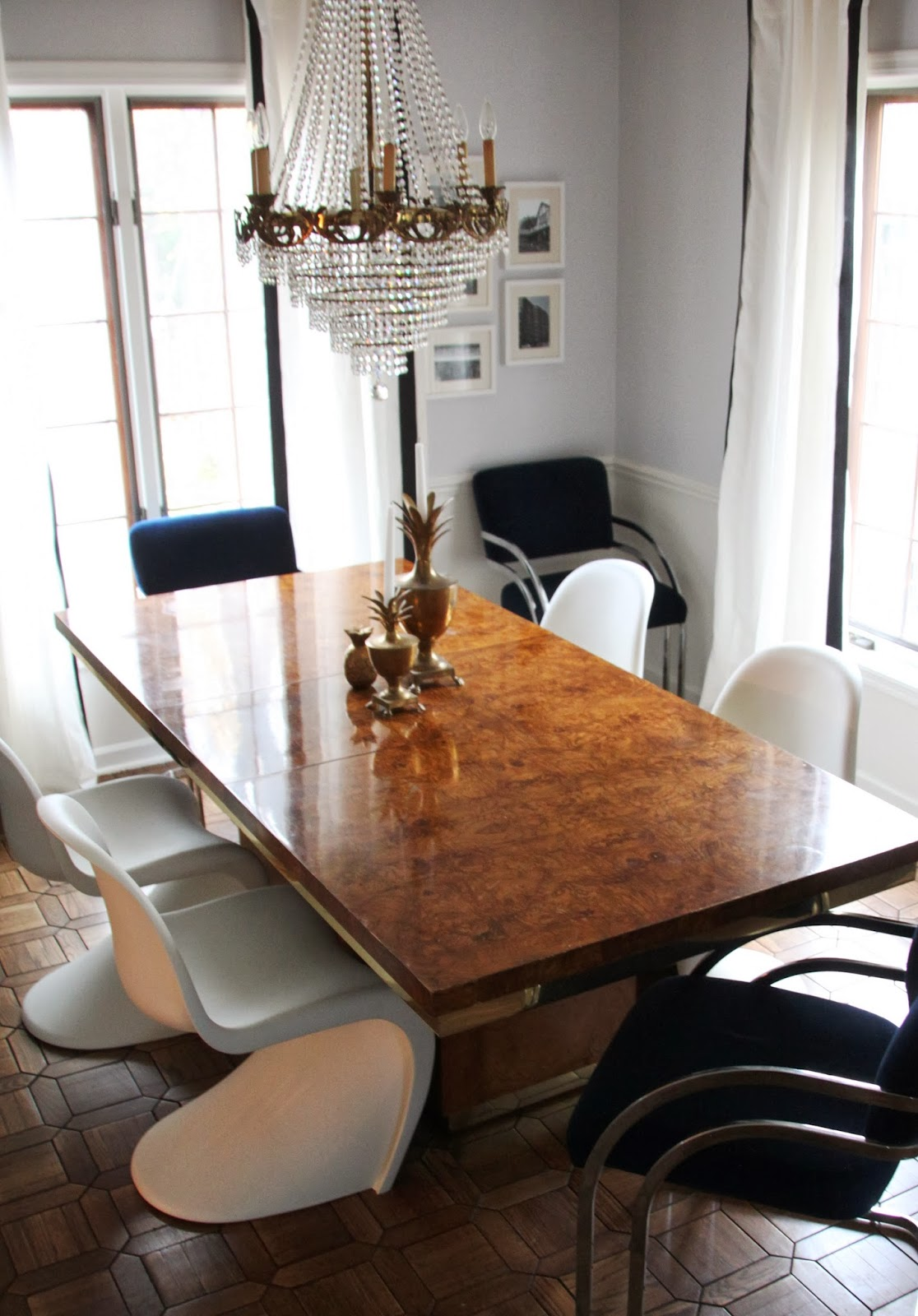 my best friend craig: craigslist monday: my burl and brass dining