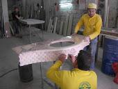 صناعة  الرخام - صناعات استخراجية