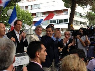 Fillon déclare la guerre à Sarkozy