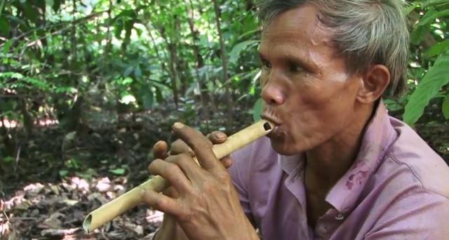 La flûte à bloc