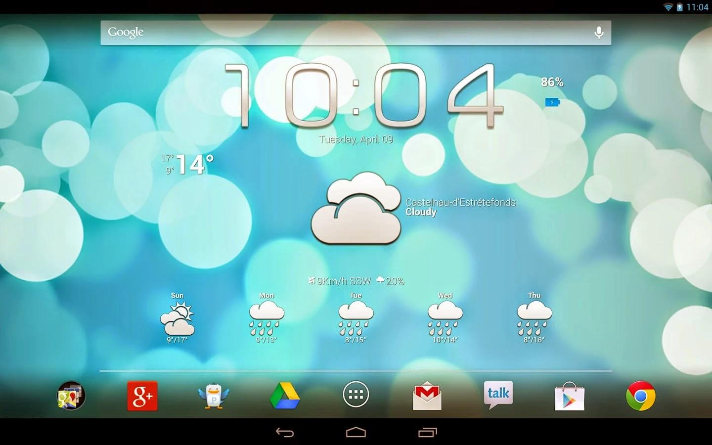 Beautiful Widgets Pro v5.7.1 b2 APK