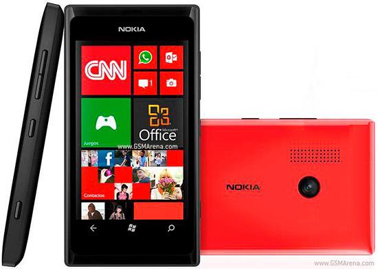 Nokia Lumia 505 Caracteristicas, Especificaciones y Precios