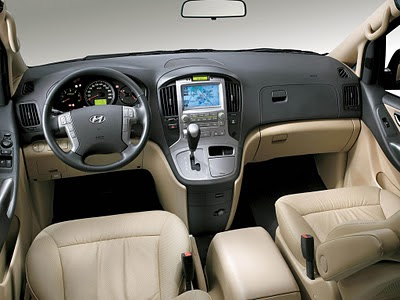 Hyundai H1 Review, Price, Interior, Exterior 05