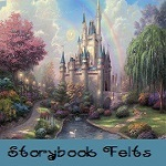 story book felts