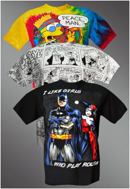 MOVIE T-SHIRTS