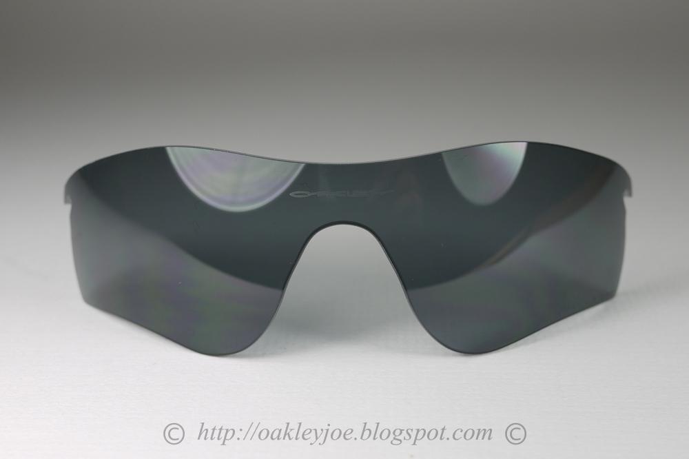 Oakley Positive Red Iridium Lenses