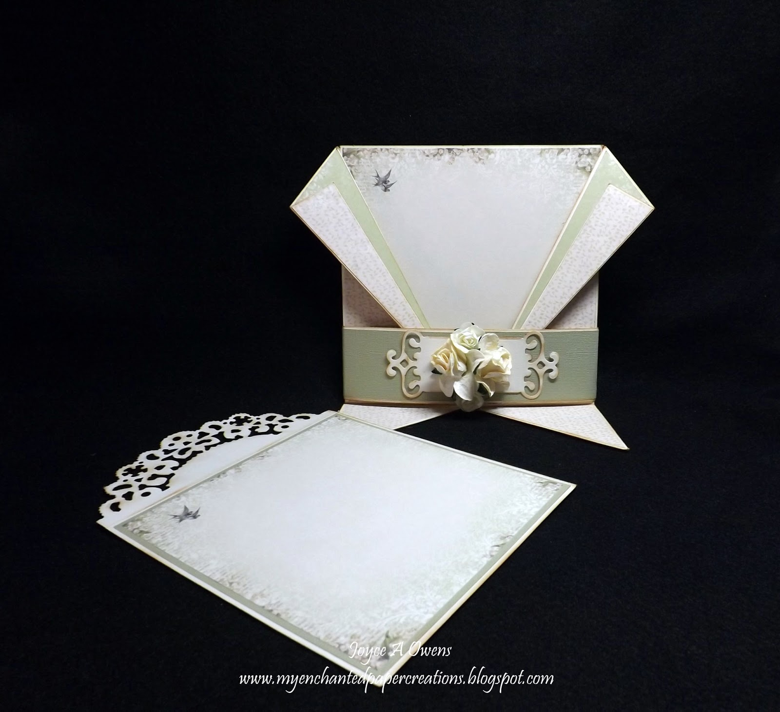 My Enchanted Paper Creations Pion Design Fairytale Of Spring