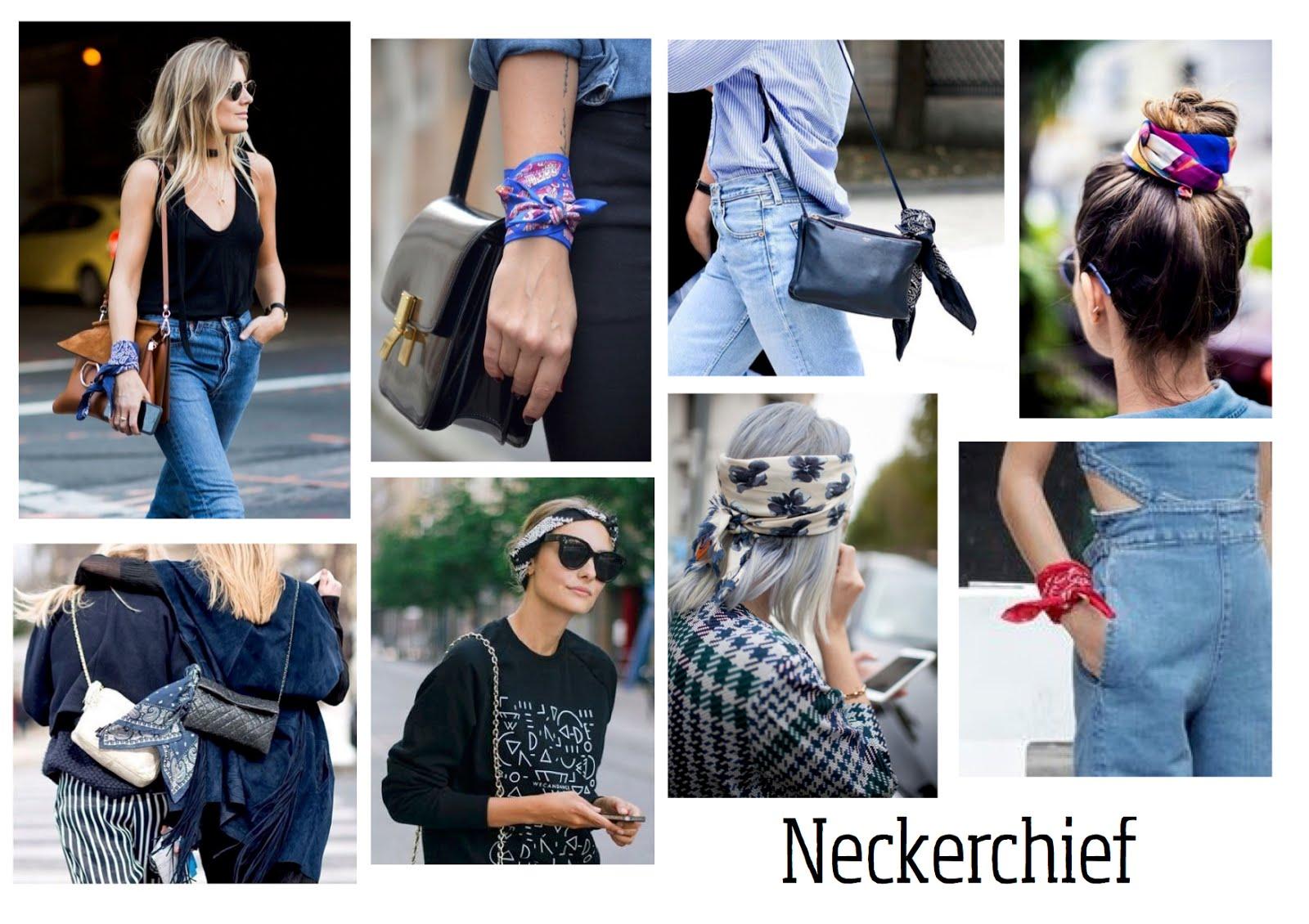 Tee-Clutter: Neckerchief