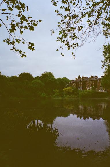Hampstead Heath Park London
